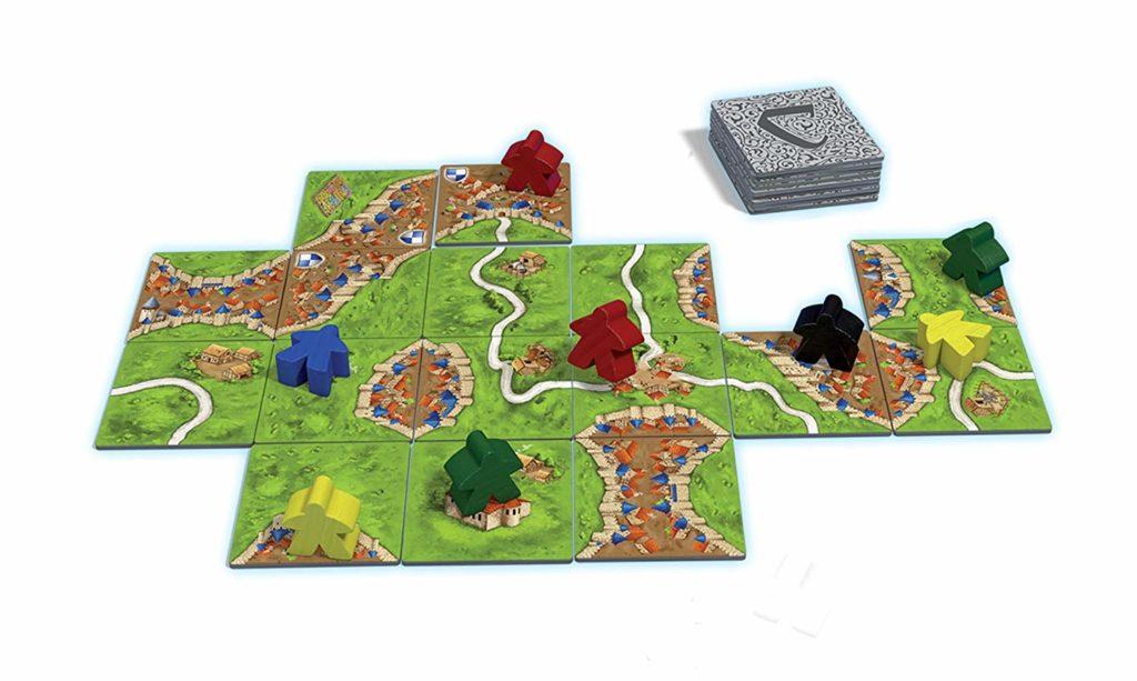 Spiel ab 8 Jahre, Spiele ab 8 Jahre, Brettspiele, Brettspiel, Gesellschaftsspiel, Gesellschaftsspiele, Familienspiel, Familienspiele, Carcassonne