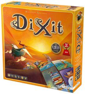 Dixit, Spiel des Jahres, Spiel ab 8 Jahre, Spiele ab 8 Jahre, Brettspiele, Brettspiel, Gesellschaftsspiel, Gesellschaftsspiele, Familienspiel, Familienspiele