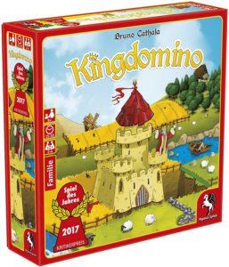 Kingdomino, Spiel ab 8 Jahre, Spiele ab 8 Jahre, Brettspiele, Brettspiel, Gesellschaftsspiel, Gesellschaftsspiele, Familienspiel, Familienspiele